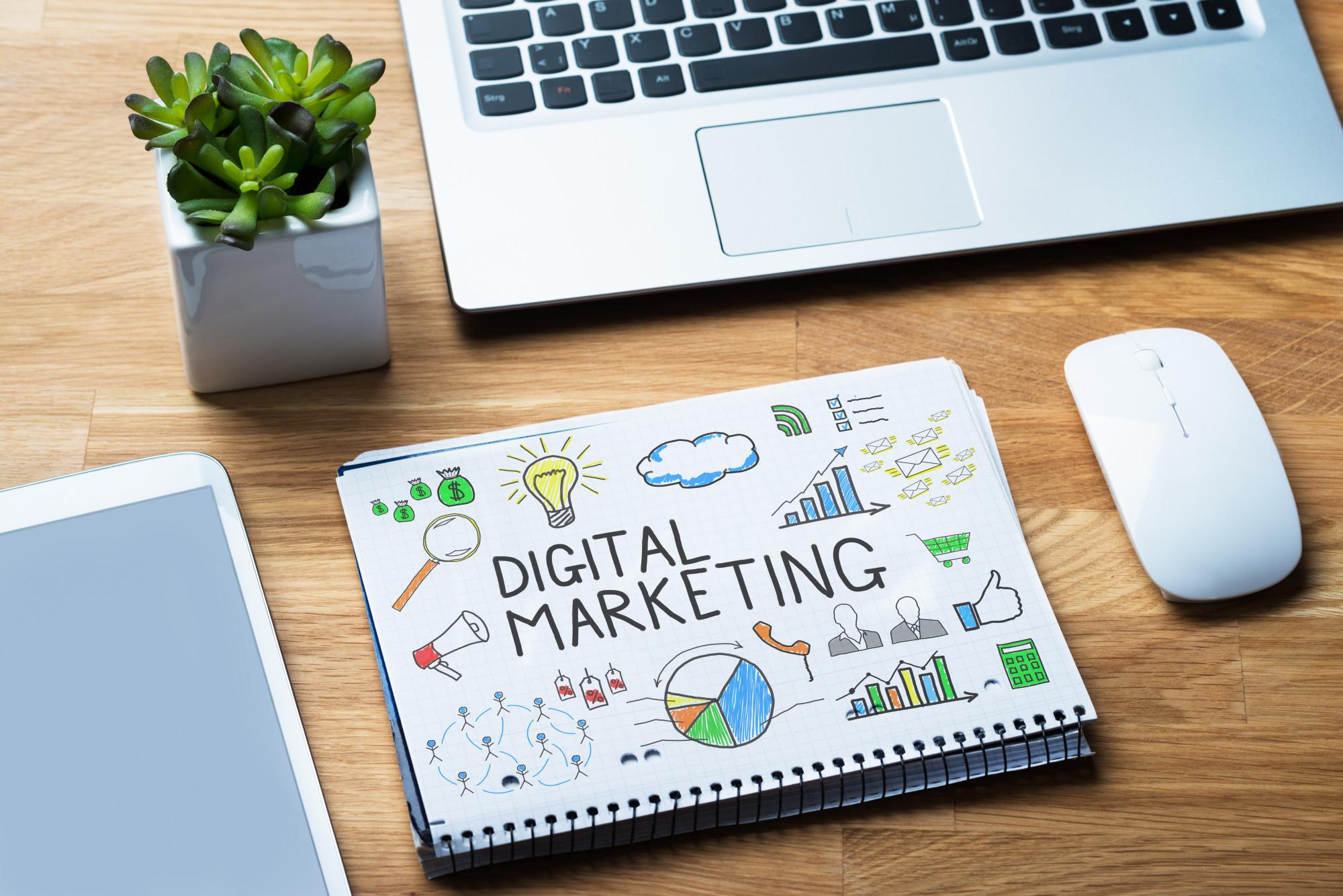 Digital Media Marketing: The Impact of Social Media